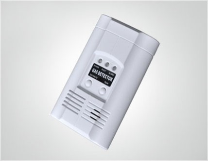 CO302Q AC Powered Plug-In Carbon Monoxide Alarm