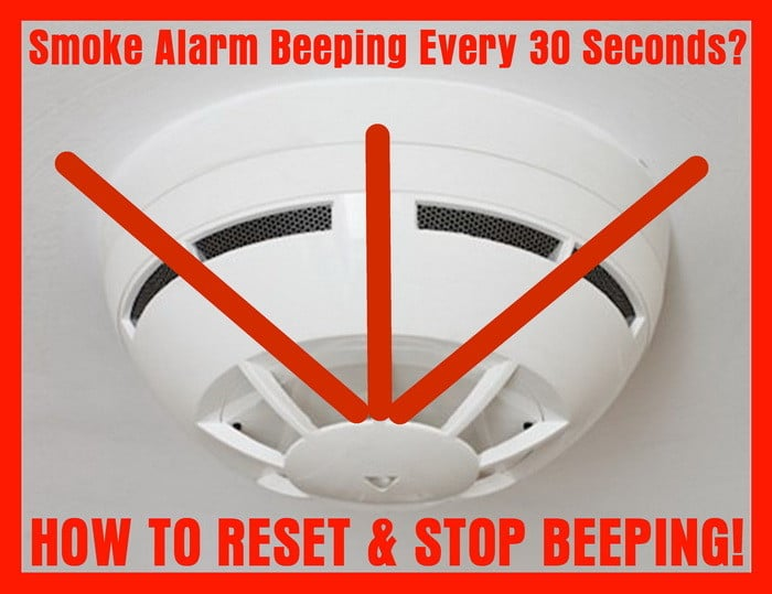 Smoke Alarm Beeping: Why and What to Do